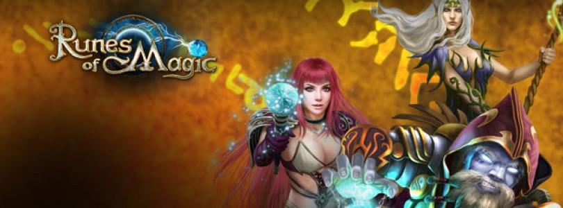 Runes of Magic cumple 4 años y lo celebra con varios eventos