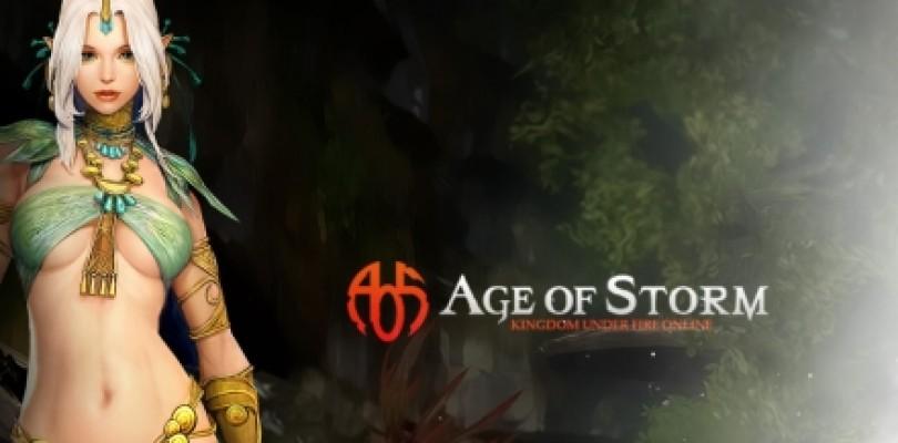 Age of Storm Online: Nuevo trailer que nos presenta a los heroes