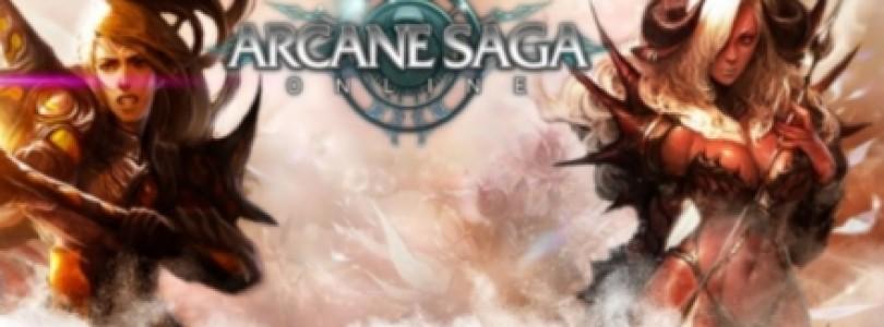 Arcane Saga: Comienza su primera beta cerrada