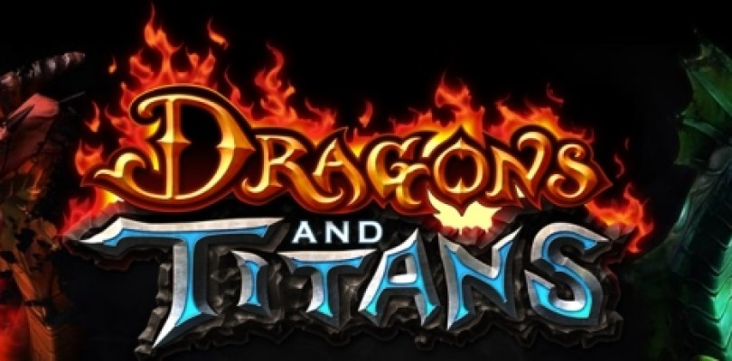 Dragon and Titans: Un moba para facebook