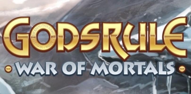Godsrule War of Mortals lanzado oficialmente