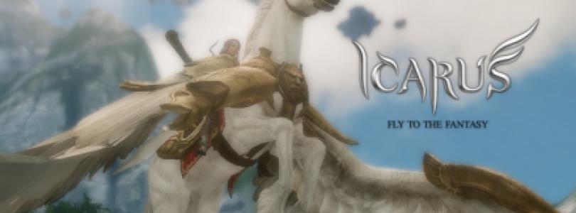 Nuevos vídeos de Icarus Online