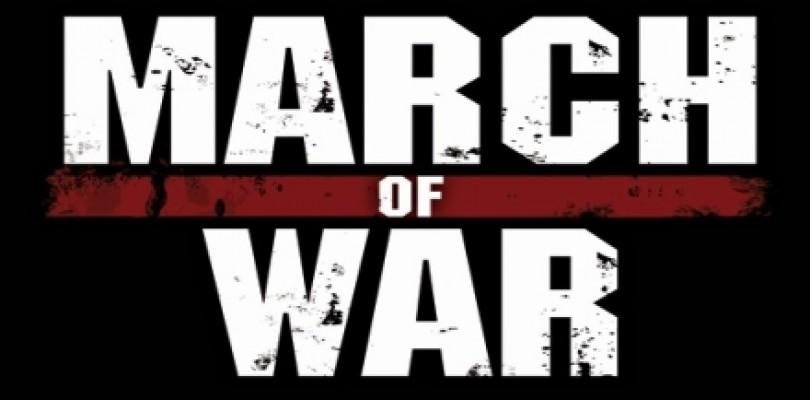 March of War: Nuevo F2P de estrategia que comienza su CB