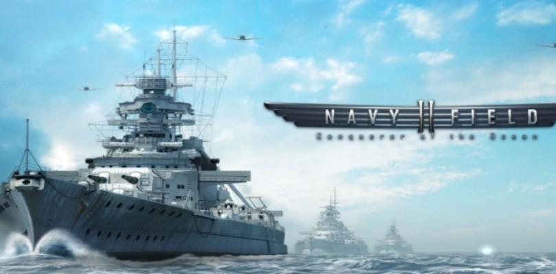 Navyfield 2: El 18 de mayo comienza la beta abierta