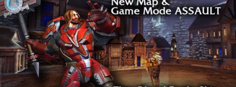 Un nuevo modo de juego llega a Smite: ASSAULT