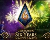 Lord of the Rings Online: Eventos para celebrar el sexto aniversario