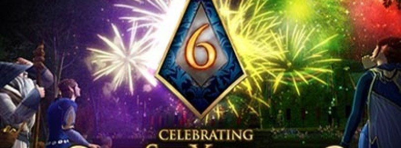 Lord of the Rings Online: Eventos para celebrar el sexto aniversario