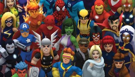marvel super hero squad noticia