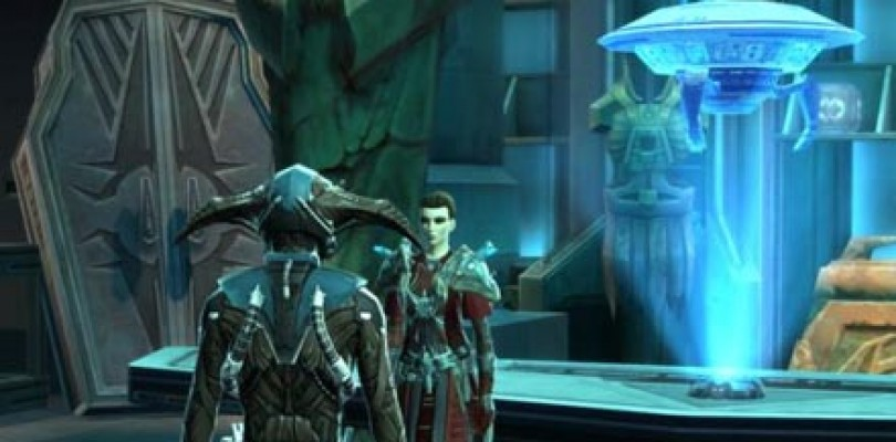 Star Wars: The Old Republic -Warzones Arenas