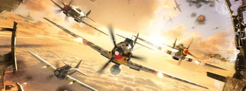 Nuevo tutorial de World of Warplanes