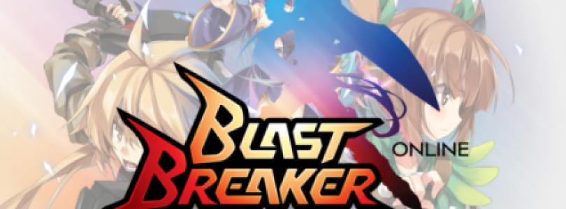 Nuevo video de Blast Breaker Online