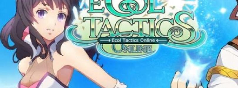 Ecol Tactics Online lanzado oficialmente