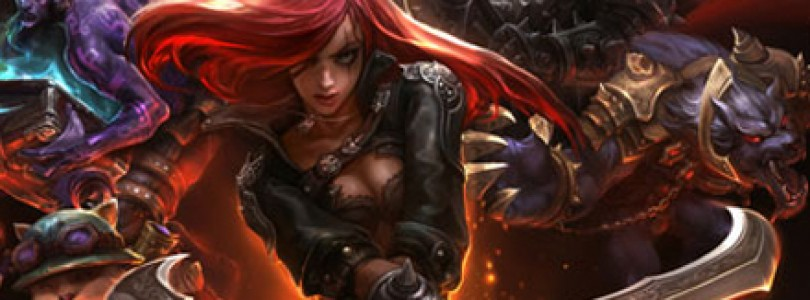 League of Legends renueva a Sivir