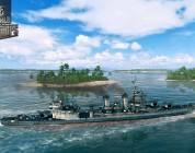 World of Warships: Desveladas nuevas imágenes