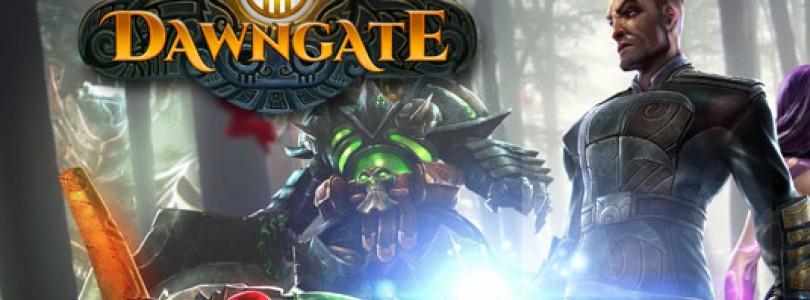 Primer vídeo gameplay del nuevo MOBA de EA, Dawngate