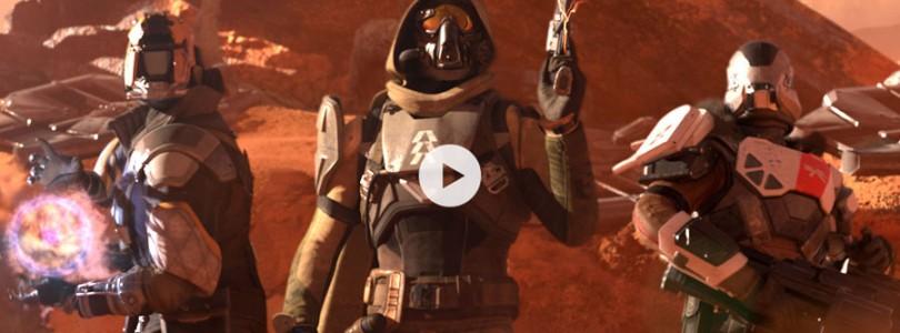 GC 2013 – Un paseo en vídeo por Destiny y sus caracteristicas