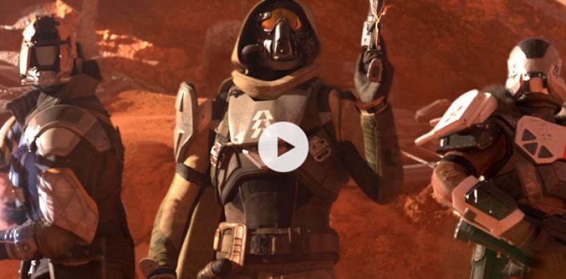 Destiny: Revelado un nuevo tráiler gameplay