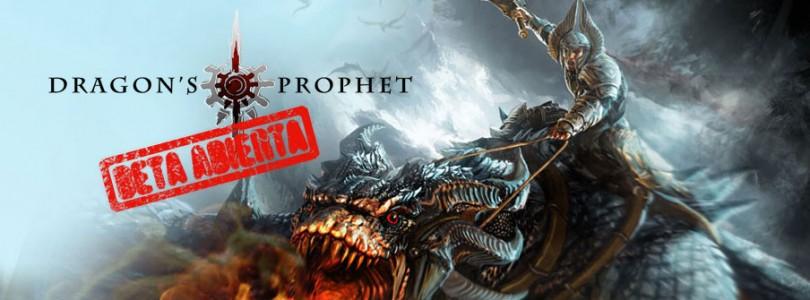 Dragon's Prophet: Beta abierta y videos de las zonas de Laedis y Satuma