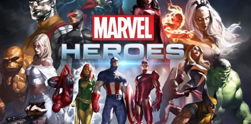 Marvel Heroes: Nuevo contenido este otoño y 1.500.000 de registros