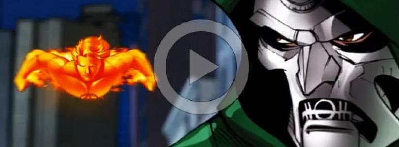 Nuevo capitulo de la precuela animada de Marvel Heroes