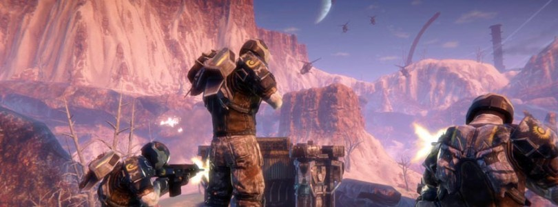 Planetside 2 y DC Universe confirman su salida en PS4