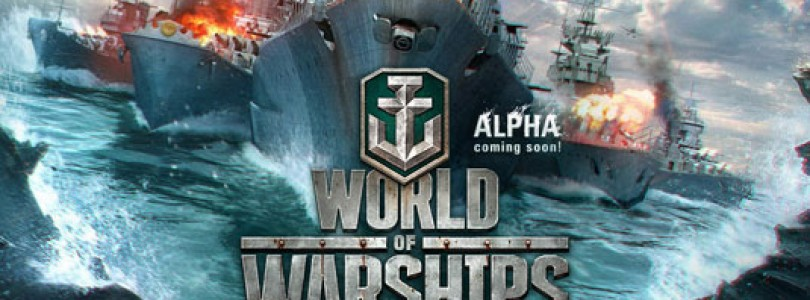 Wargaming muestra la nueva cinemática de World of Warships