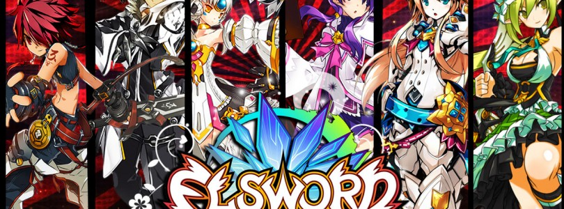 Elsword: Elesis recibe su primer cambio de job
