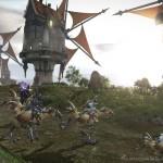 El verano llega a Eorzea con el evento Moonfire Faire de Final Fantasy XIV