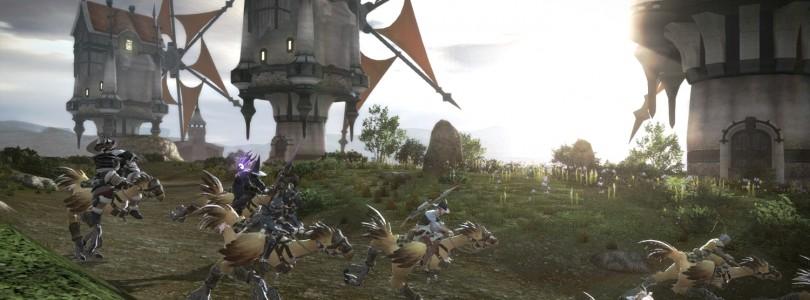 La tercera beta de Final Fantasy XIV: A Realm Reborn prosigue este fin de semana