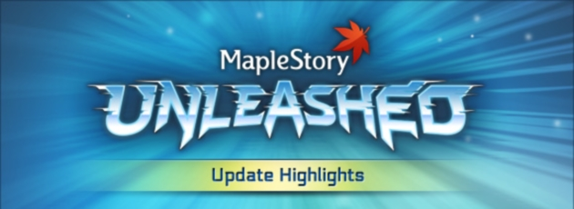 Maple story Unleashed
