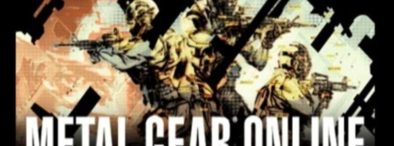 Metal Gear Online en desarrollo