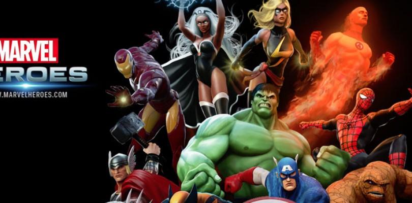 ¡Marvel Heroes ya tiene PvP!