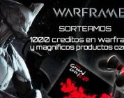 Sorteo: 5 códigos Warframe y 3 Auriculares + 3 Alfombrillas
