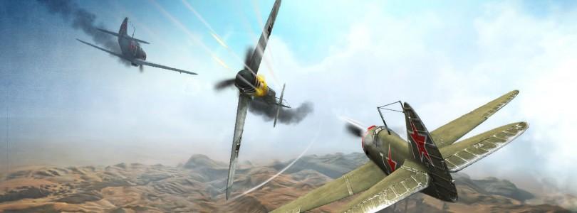 E3 2013 – World of Warplanes: Beta abierta el 2 de julio