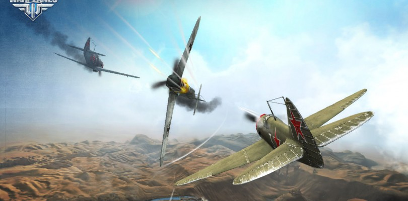 E3 2013 – World of Warplanes: Beta abierta el 2 de julio