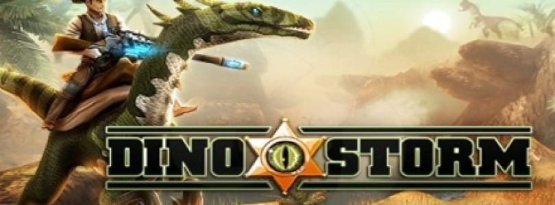 Dino Storm: Nueva actualización