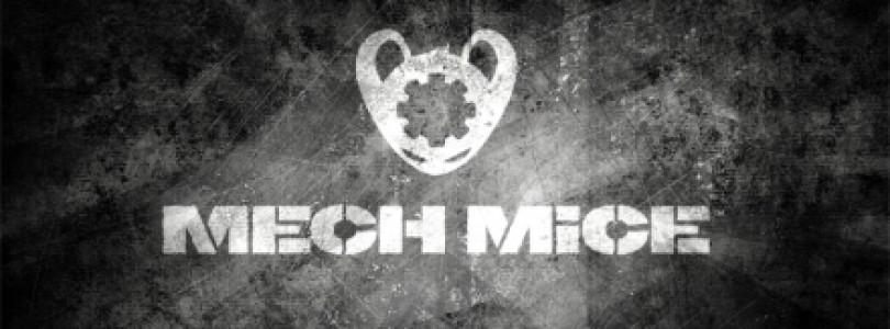 Mech Mice se lanzará el 8 de Octubre