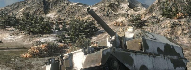 La actualización 8.7 de World of Tanks llega con fuerza