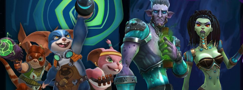 Jeremy Gaffney y el porqué WildStar no será Free To Play