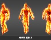 Marvel Heroes: Llega la Antorcha Humana