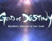 GC 2013 – Presentado God of Destiny