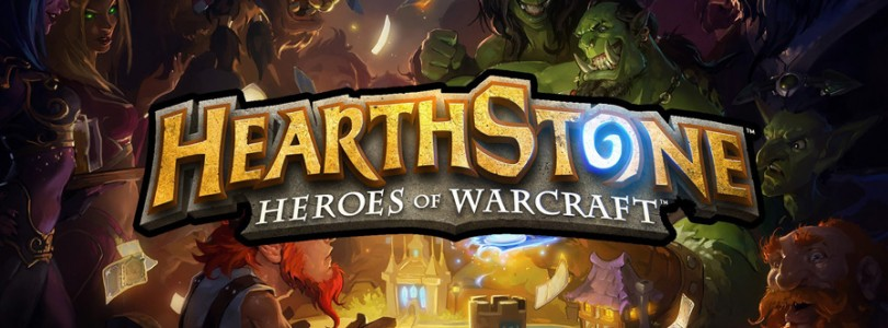 La beta abierta de Hearthstone disponible en EU