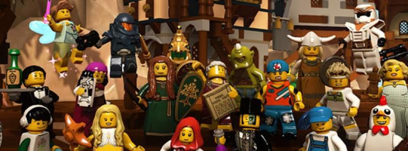 Un paseo por el mundo medieval de LEGO Minifigures Online