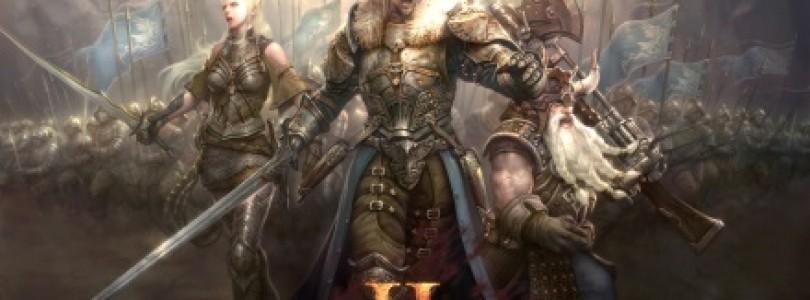 Kingdom Under Fire II: Batalla masiva de 16 jugadores