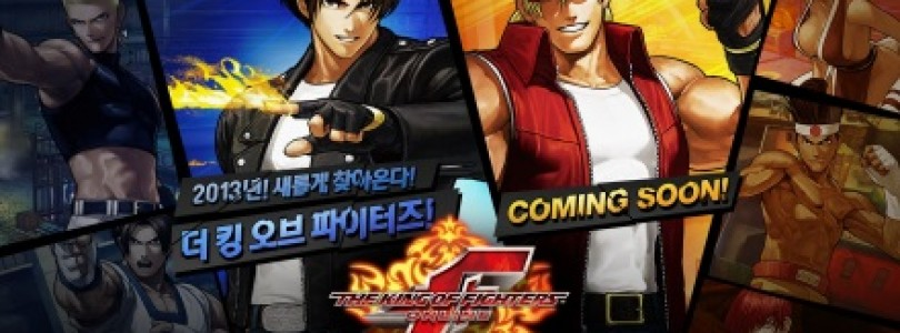 The King of Fighters Online  sera un MOBA