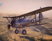 World of Warplanes: Los aviones británicos disponibles
