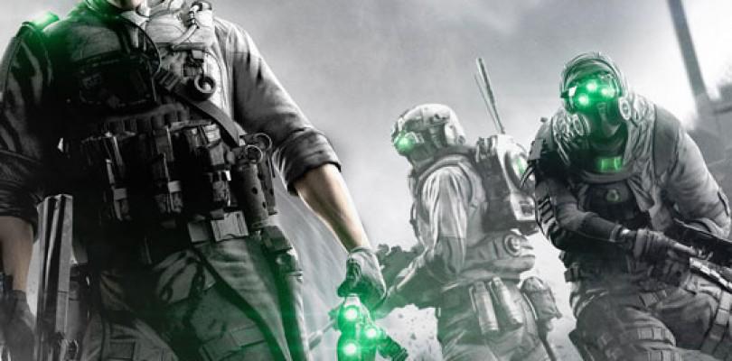 Splinter Cell se cuela en el shooter Ghost Recon Online