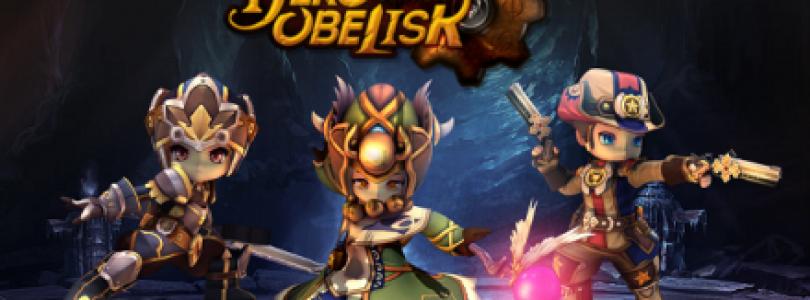 Hero of the Obelisk comienza su beta cerrada en Europa