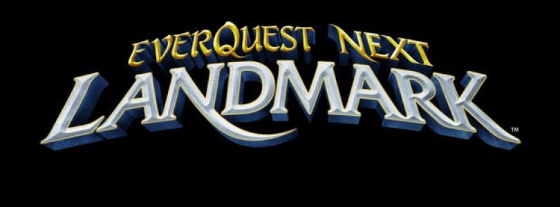 Everquest Next: Landmark – Revelado otro vídeo sobre el editor