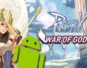 Ragnarok: Guerra de Dioses disponible en Android